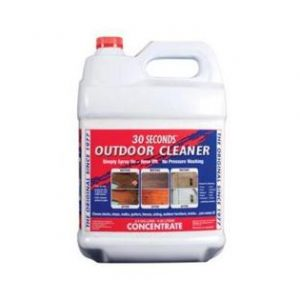 30 Seconds 2.5g30s Outdoor Cleaner Concentrate, 2.5 Gallons