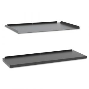 Basyx by Hon Manage Series Shelf and Tray Kit, Steel, 17.5w x 9d x