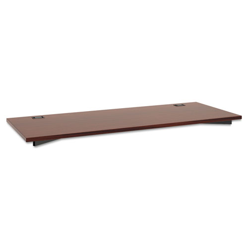 Basyx by Hon Manage Series Worksurface, Laminate, 60w x 23.5d x 1h,