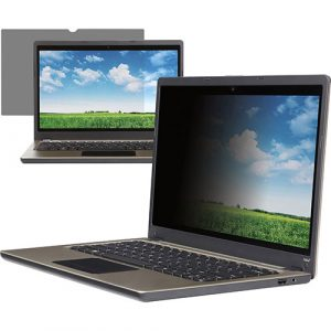 """Business Source Privacy Filter, Blackout, f/13.3"""" LCD Monitor, 16:9,"""