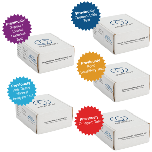 Comprehensive Big 5 Lab Tests (Dr. Cabral's Big 5 Labs), Domestic (USA Shipping) / Up Front