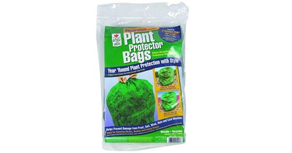 """Easy Gardener 40200 Plant Protection Bags, 40"""" X 45"""", 2/pack"""