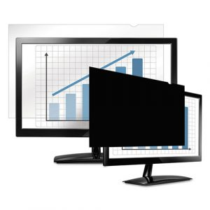 """Fellowes PrivaScreen Blackout Privacy Filter for 27"""" Widescreen LCD,"""