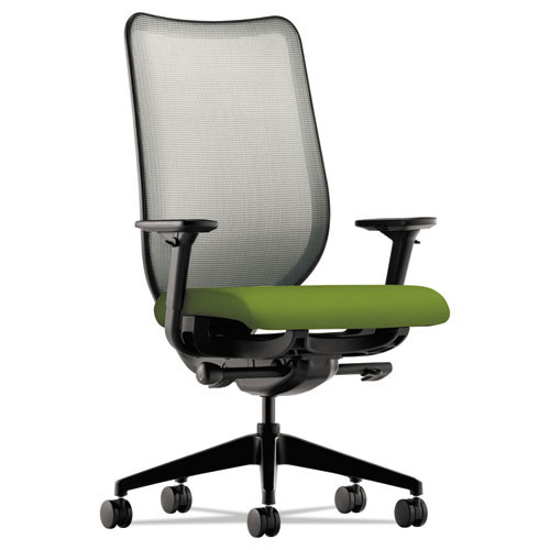 Hon Nucleus Series Work Chair with ilira-stretch M4 Back, Pear Seat