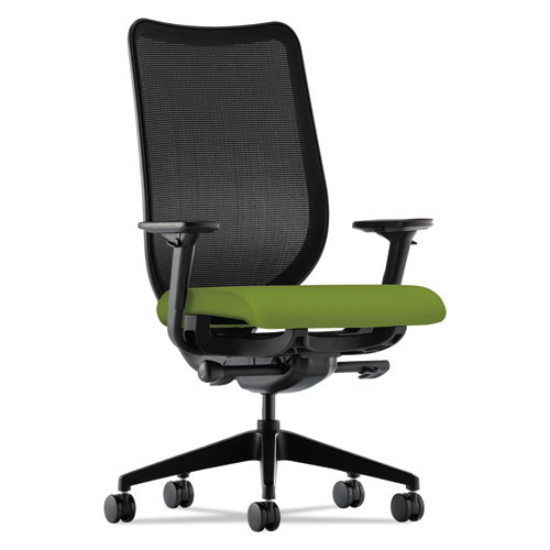 Hon Nucleus Series Work Chair with ilira-stretch M4 Back, Pear