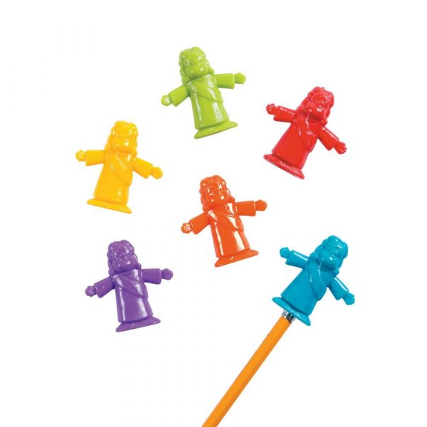 Jesus Pencil Toppers