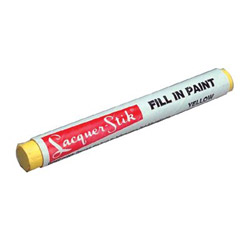 Markal Lacquer-stik White Fill-in Paint for Engravi