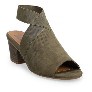 Sonoma Goods For Life Dansville Women's Ankle Boots, Size: 7, Green