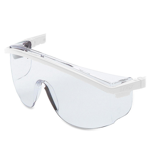 Uvex Safety Astrospec 3000 Replacement Lens, Clear