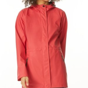 32 Degrees Hooded Water-Resistant Anorak Raincoat, Created for Macy's
