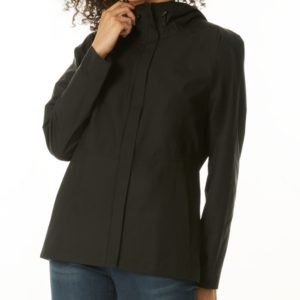 32 Degrees Hooded Water-Resistant Raincoat, Created for Macy's