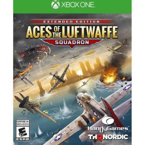 Aces of the Luftwaffe - Squadron Extended Edition - Xbox One