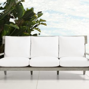 """Adones 85"""" Outdoor Sofa Replacement Cushions"""