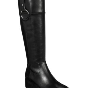 Alfani Women's Bexleyy Riding Leather Boots, Created for Macy's Women's Shoes