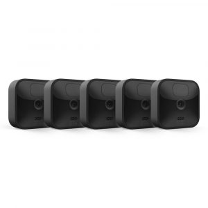 Amazon Blink 1080p WiFi Outdoor 5-Camera System