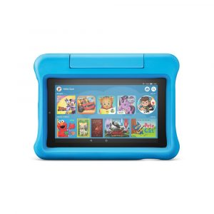 """Amazon Fire 7"""" Kids Edition Tablet (9th Generation, 2019 Release) - Blue - 16GB"""
