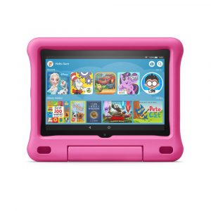 """Amazon Fire HD 8 Kids Edition Tablet 8"""" - 32GB - Pink"""