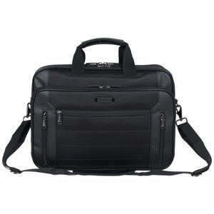 """""""An Easy Decision"""" Double Gusset Checkpoint Friendly Laptop Brief"""""""