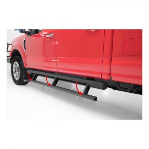 """Aries ActionTrac 83"""" Powered Running Boards (No Brackets)"""
