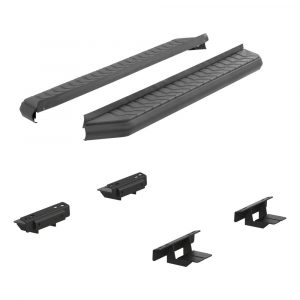 Aries AeroTread 5 x 70-Inch Black Stainless SUV Running Boards, Select Nissan Murano