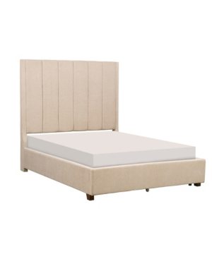 Bartly Upholstered Bed - Queen