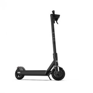 Bird - One Electric Scooter w/25 mi Max Operating Range & 18 mph Max Speed & w/built-in GPS Technology - Jet Black