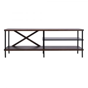 """Bruno Industrial TV Stand for TVs up to 45"""" - Safavieh"""