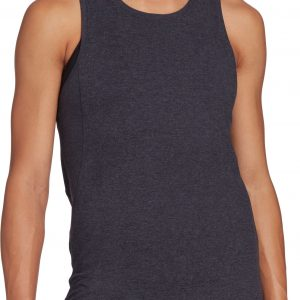 CALIA by Carrie Underwood Women's Cozy Side Panel Tank Top, Small, Blue