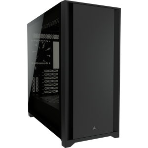 Corsair 5000D Tempered Glass Mid-Tower ATX PC Case - Black