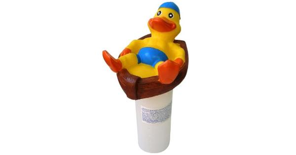 Jed 456 Ugly Duck Floating Chlorine Feeder