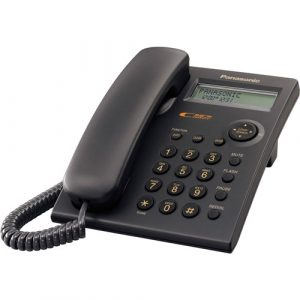 Panasonic Integrated Phone, with Call Wait/Caller ID, 50 Station