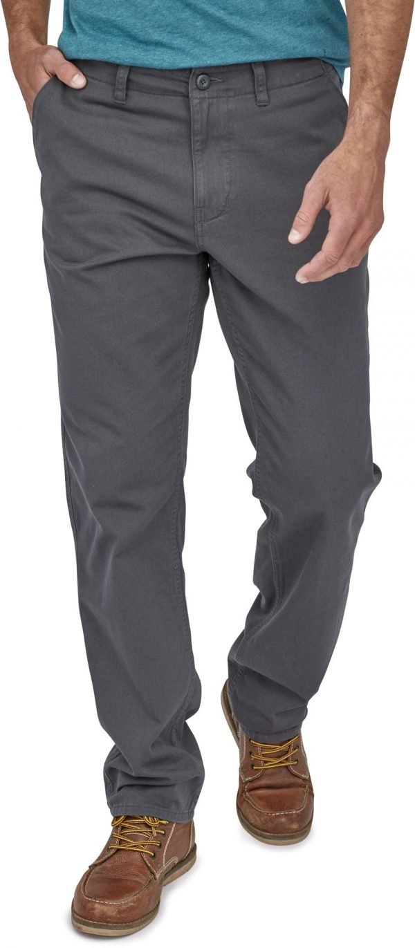 """Patagonia Men's Four Canyons Twill 32"""" Pants, Size 30, Forge Grey"""