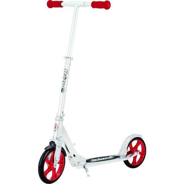 Razor - A5 Lux Kick Scooter - Red