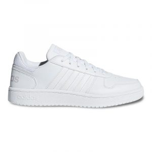 adidas Hoops 2.0 Women's Sneakers, Size: 7.5, White