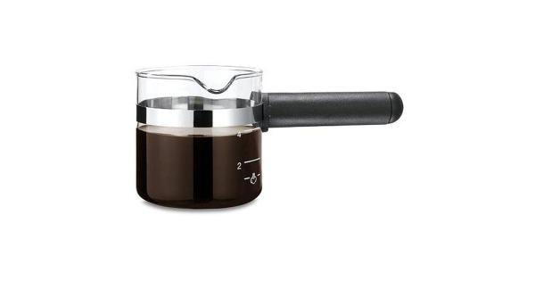 one all EXP100BL Universal 4-cup Espresso Carafe Black